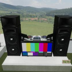 Realistic DJ Setup
