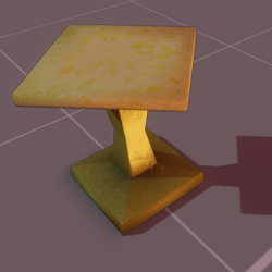 Astra stool lime