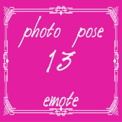 photo pose 13