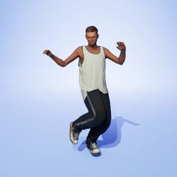 Shuffle Dance 2 [jumps] (M)