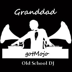 DJ Granddad Sign