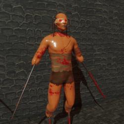 Horror NPC - 1