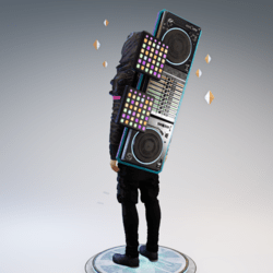 Spinmaster 2000(male)