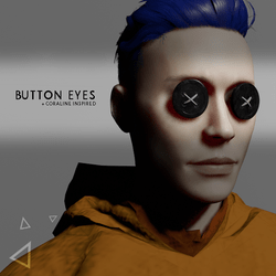 Button Eyes - Male