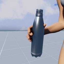Aluminium Bottle accessory