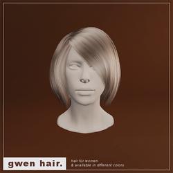 Gwen Hair (F)