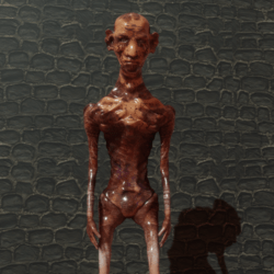 Horror NPC - 6