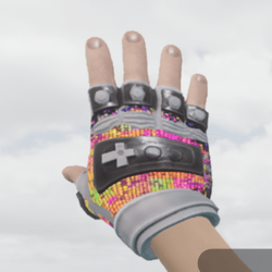Womens Cybergloves - DigiCandy