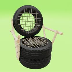 Tire Chair FP