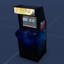 Arcade - Teenage Mutant Ninja Turtles
