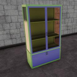 Closet D St4 (interactive)