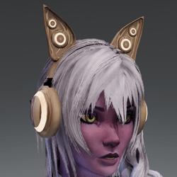 Anubis headphones BRWN