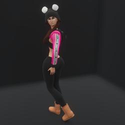 Supermodel Pose 10