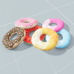 Floating Rings set