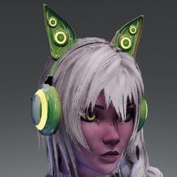 Anubis headphones HOLO-03L