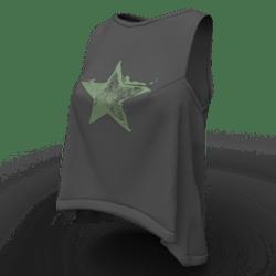 Star Top Green