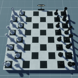 CHESS GAME(DYNAMIC TOOLS-SCRIPTED RESET STATION)