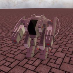Bipedal Robot