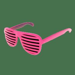 Shutter Glasses (Pink) - Male
