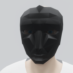 Front Man Squid Game Mask Female(TM)