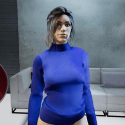 Sweater_blue