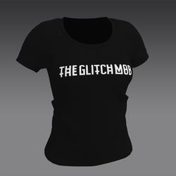 GLITCH MOB - Logo Shirt Female