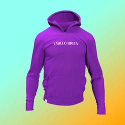 Hoodie FLX Purple