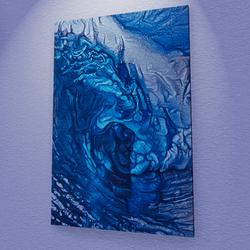 Curl Ocean Artwork