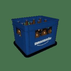 Draxbrau beer case