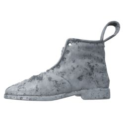 Monopoly Piece: Boot