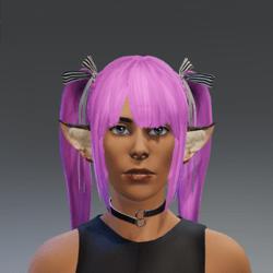 TKA Cat Ears Woman