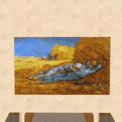 Art - Noon - Rest From Work 1890 Van Gogh