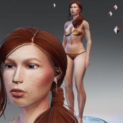 Aurora freckles  avatar