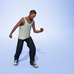 Ska Rocking Dance 2 (M)