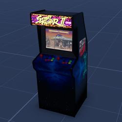 Arcade - Street Fighter 2