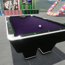 Billiard Table Complete