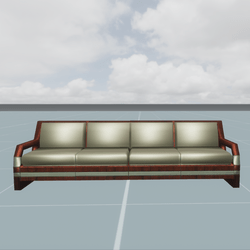 Couch / sofa With Sit Points