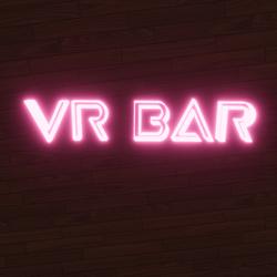 Neon VR Bar Sign