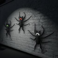 BLACK SPIDER-TINT LIGHTS