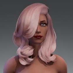 TnT_Stealthic Hair Bubblegum
