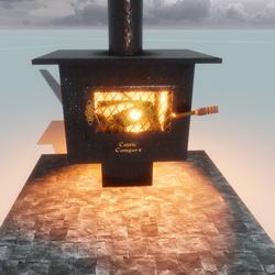 Celtic Comfort Fireplace