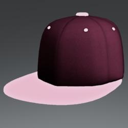 DemiGod Glow Cap Pink [MALE]