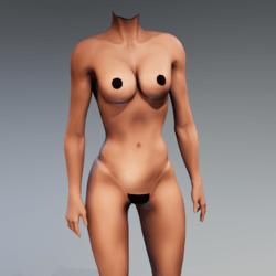 Kismet Body 3B (UPDATED) by Apocalypse Bunnies