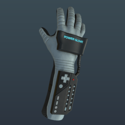 Retro Powerglove - Male fit