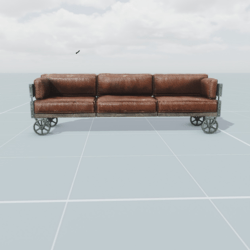 Steampunk Couch 3.11