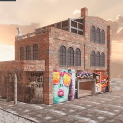 urban hold house