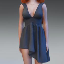 Sephoni Dress - Grey