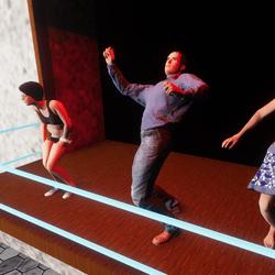 Renato Dummy Dancer Animated