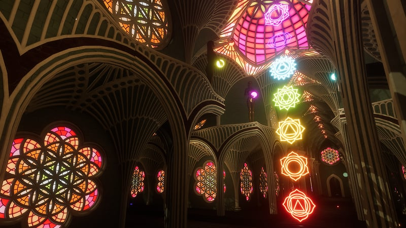 The Celestial Chapel V1.1