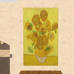 Art - Sunflowers 1889 Van Gogh